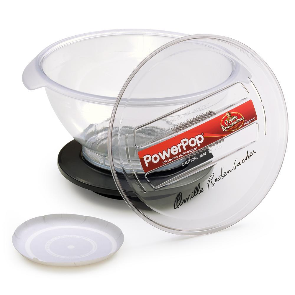 Presto Pop Microwave Multi Popper