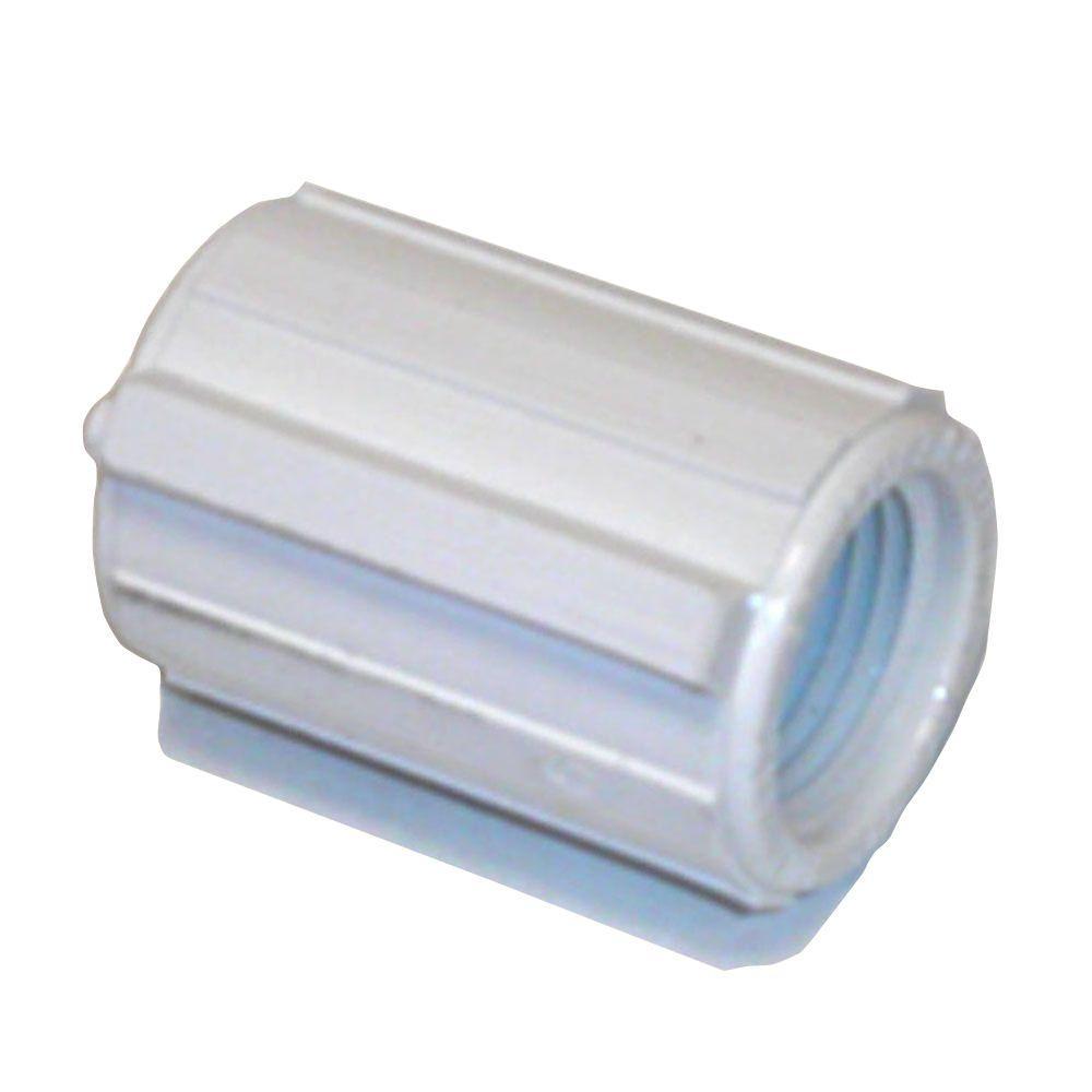 3/4 in. Schedule 40 PVC Coupling