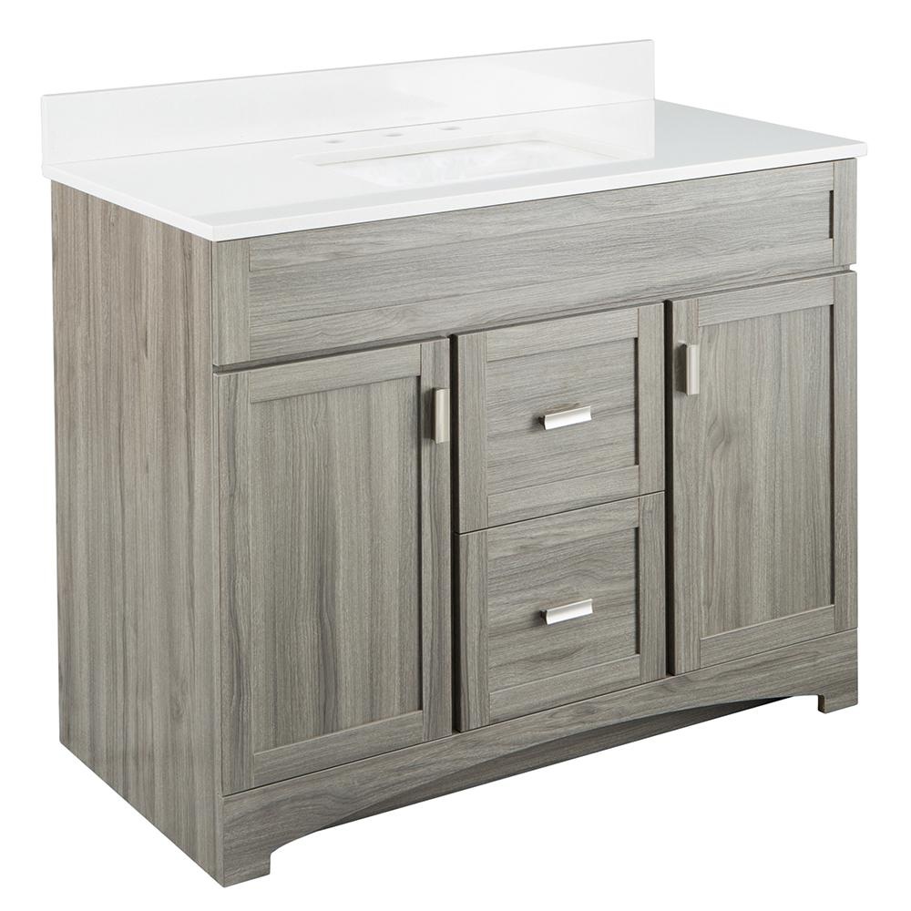 Home Decorators Collection Carolo 43 in. W x 21.75 in. D ...