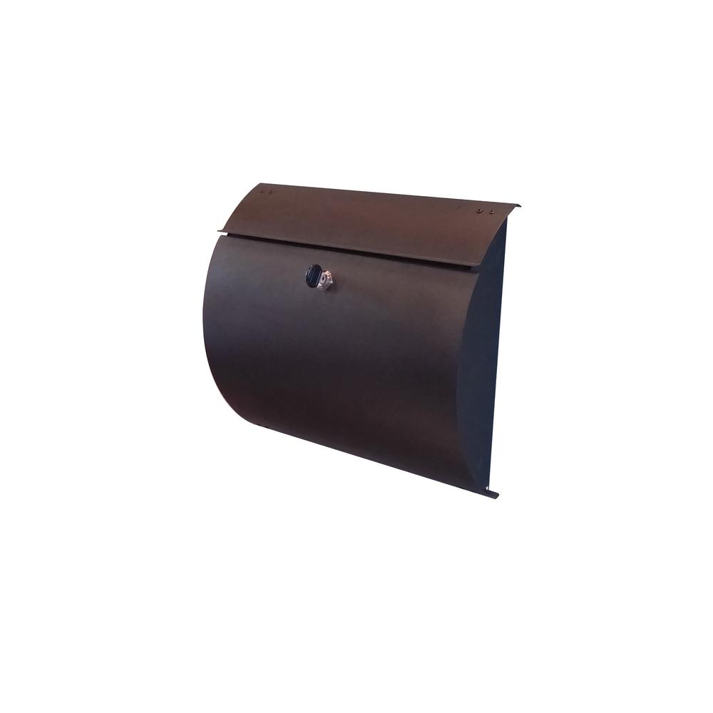 Architectural Mailboxes Oasis Classic Locking Post Mount