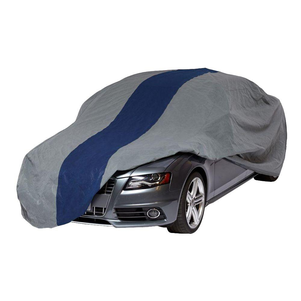 Double Defender Sedan Semi-Custom Car Cover Fits up to 19 ft.