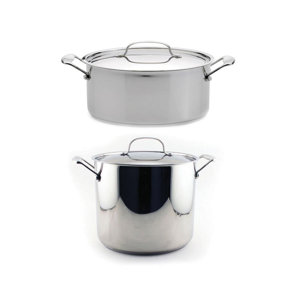 Berghoff International Inc EarthChef Stockpot (Set of 2)