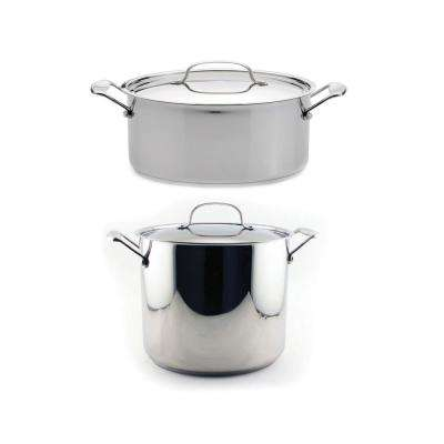 EarthChef Stockpot (Set of 2)