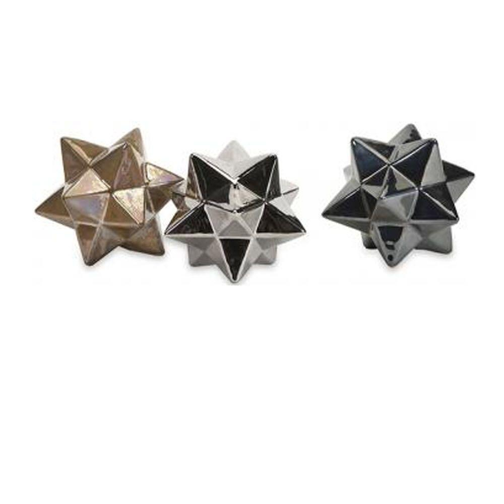 Home Decorators Collection Stargazer Stars (Set of 3)