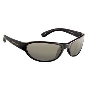 0392e6ffeb Key Largo Polarized Sunglasses Black Frame with Smoke Lens · Flying  Fisherman ...
