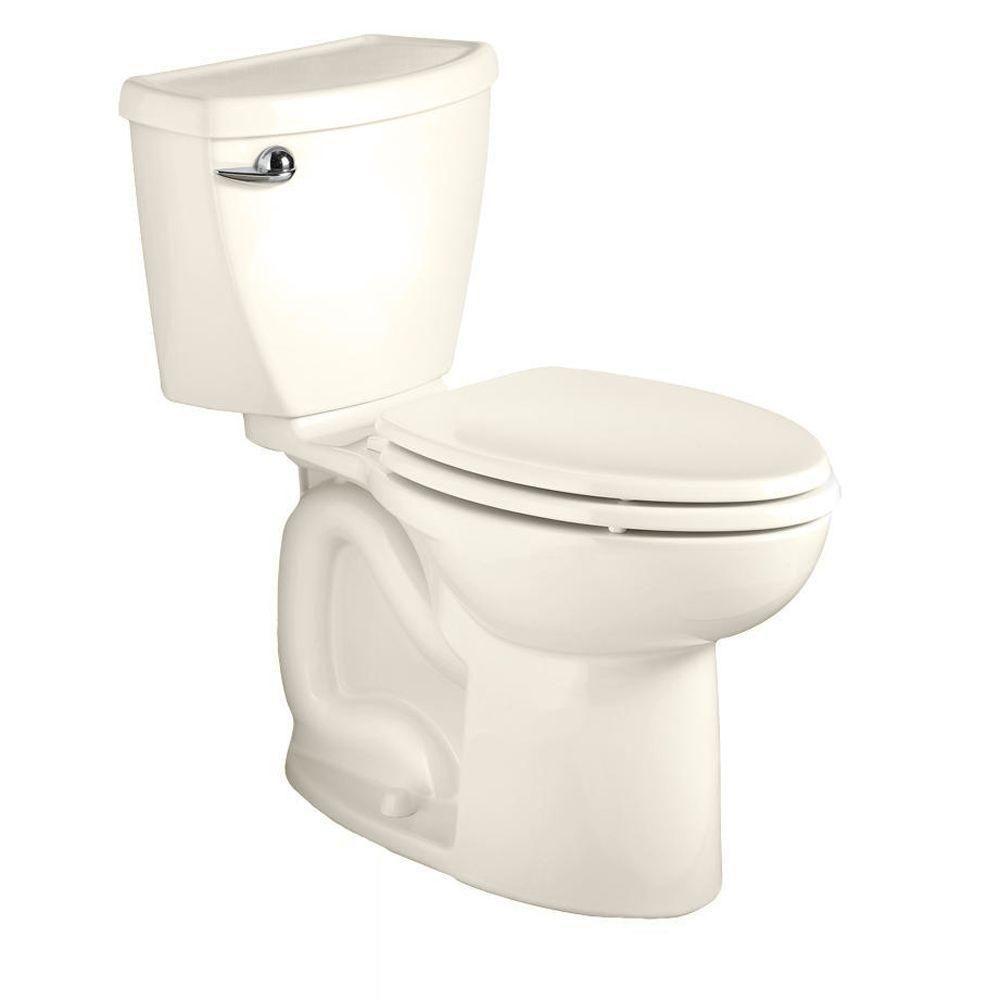 Cadet 3 Powerwash Tall Height 2-piece 1.6 GPF Elongated Toilet in Linen