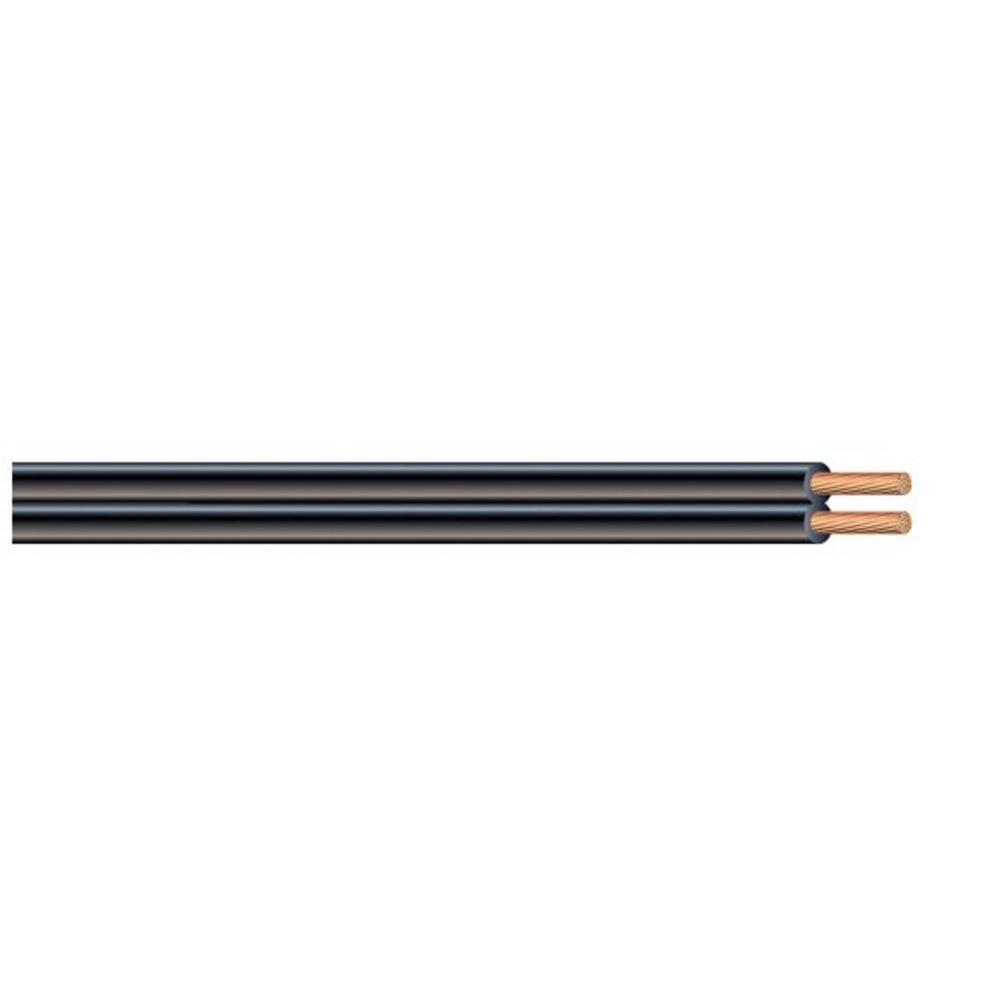 Southwire 200 ft. 12/2 Black Stranded CU Low-Voltage Landscape ...