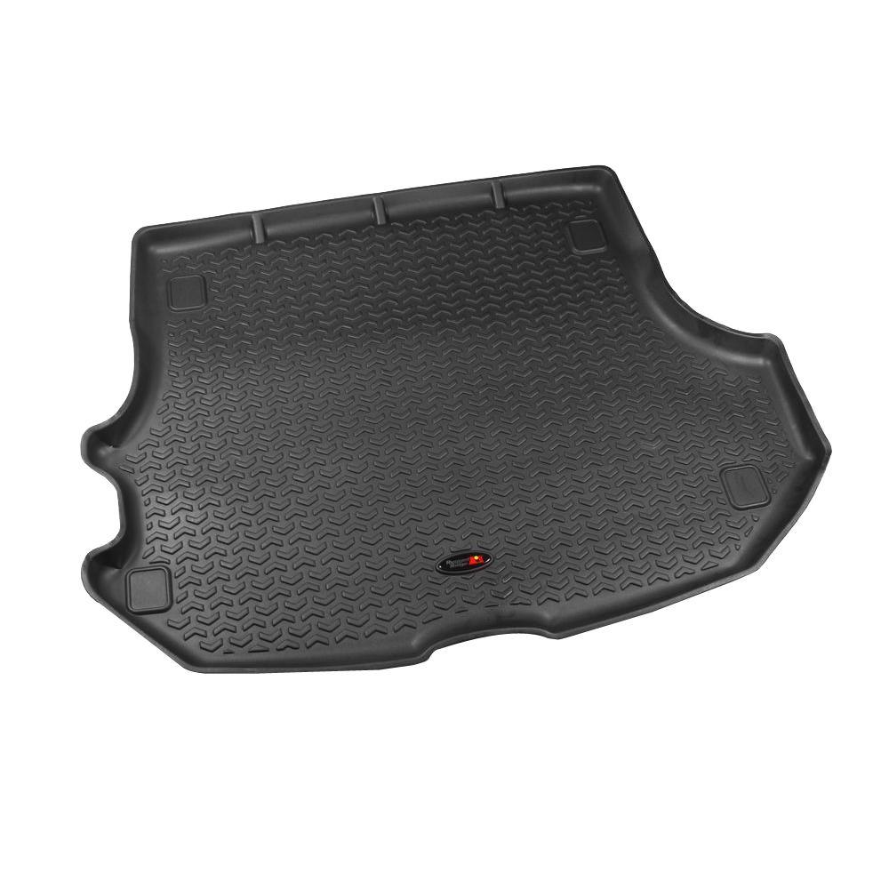 Cargo Liner Black 1999-2004 Jeep Gr and Cherokee WJ