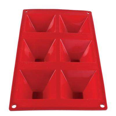 Pyramid Silicone Baking Mold
