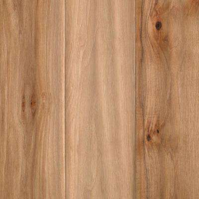 Take Home Sample - Yorkville Natural Hickory Solid Hardwood Flooring - 5 in. x 7 in.