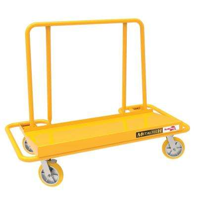 4000 Series Commercial Welded Drywall Cart with 3600 lbs. Load Capacity