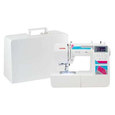 MOD-200 Computerized Sewing Machine with 200-Stitches and Memory