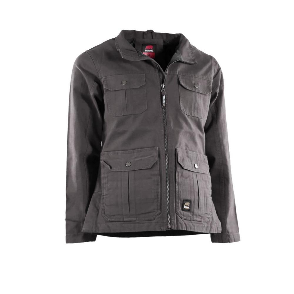 Women's XX-Large Titanium Cotton Sierra One Jacket
