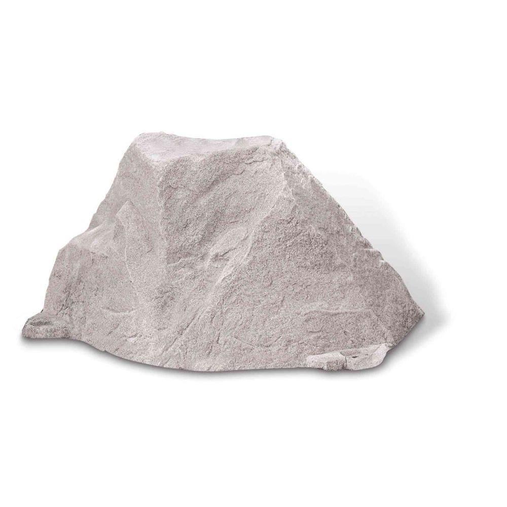 Dekorra 24 in. L x 12 in. W x 13 in. H Small Plastic Cover in Gray