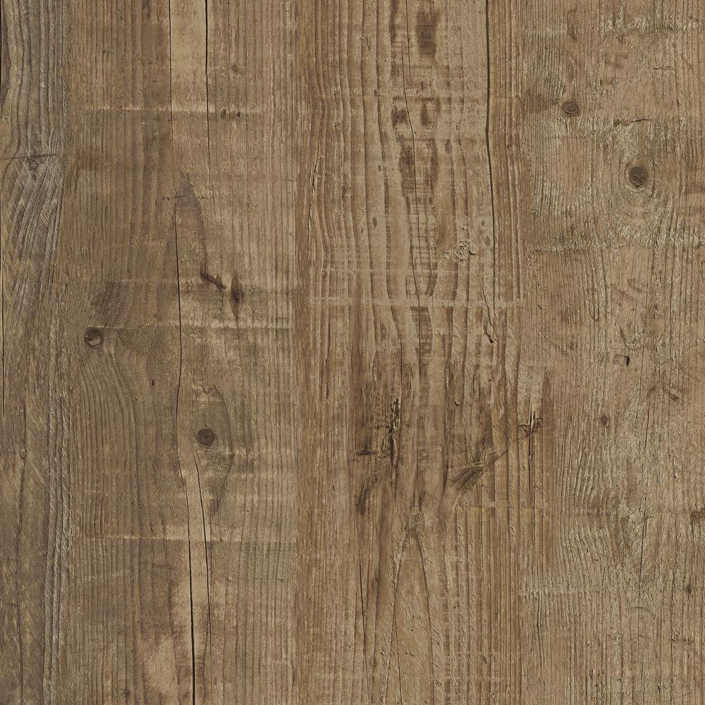 LifeProof Take Home Sample - Brookland Oak Luxury Vinyl Flooring - 4 in. x 4 in.