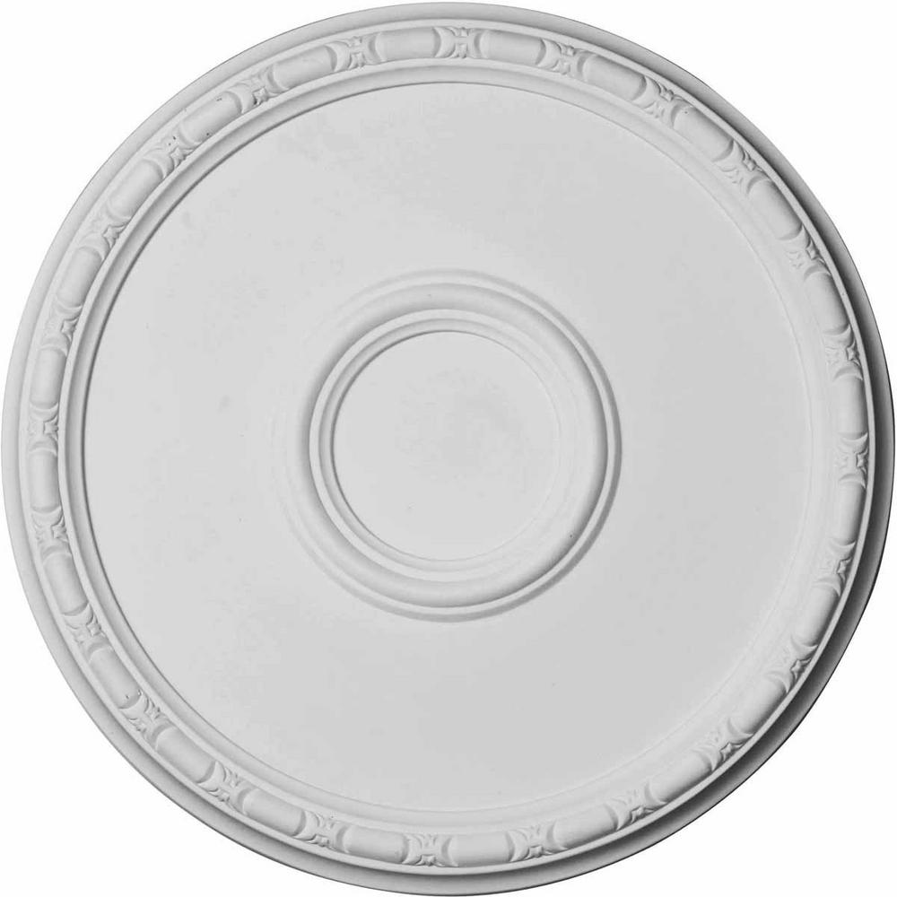 19-3/4 in. O.D. x 1-3/8 in. Odessa Bead and Barrel Ceiling