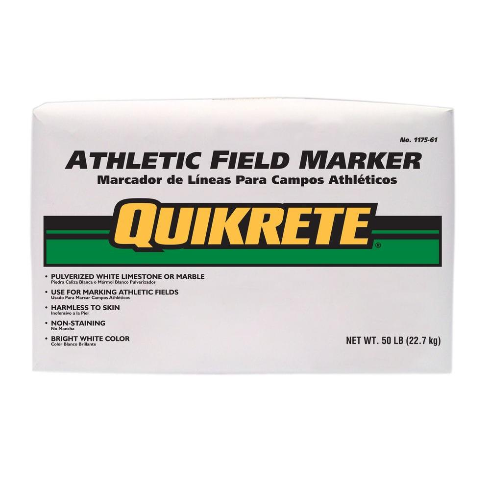 50 lb. Athletic Field Marker Concrete Mix