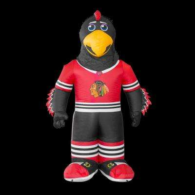 7 ft. Chicago Blackhawks Inflatable Mascot