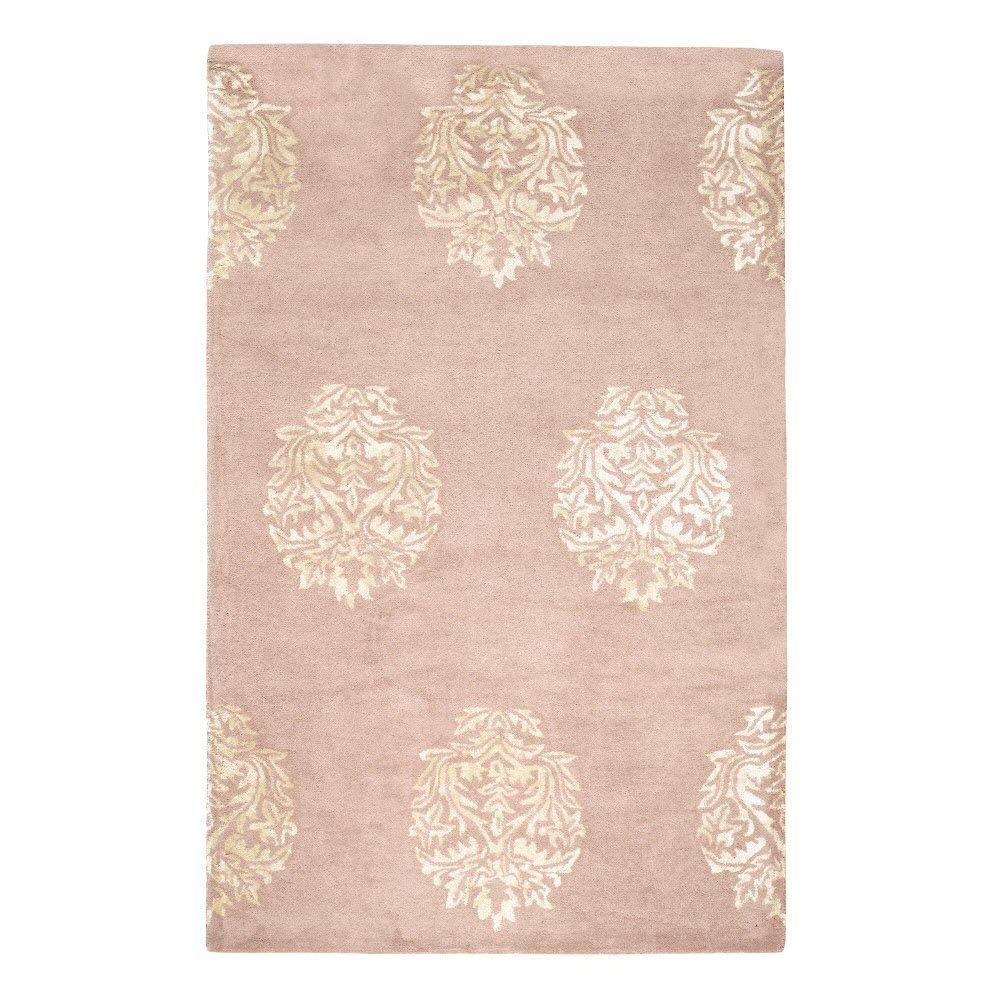 Home Decorators Collection Martine Pink 4 ft. x 6 ft. Area Rug