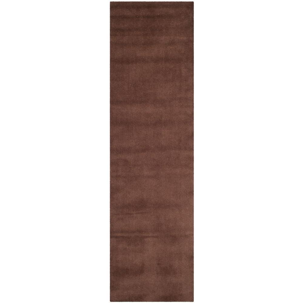 Himalaya Brown 2 ft. 3 in. x 10 ft. Runner Rug