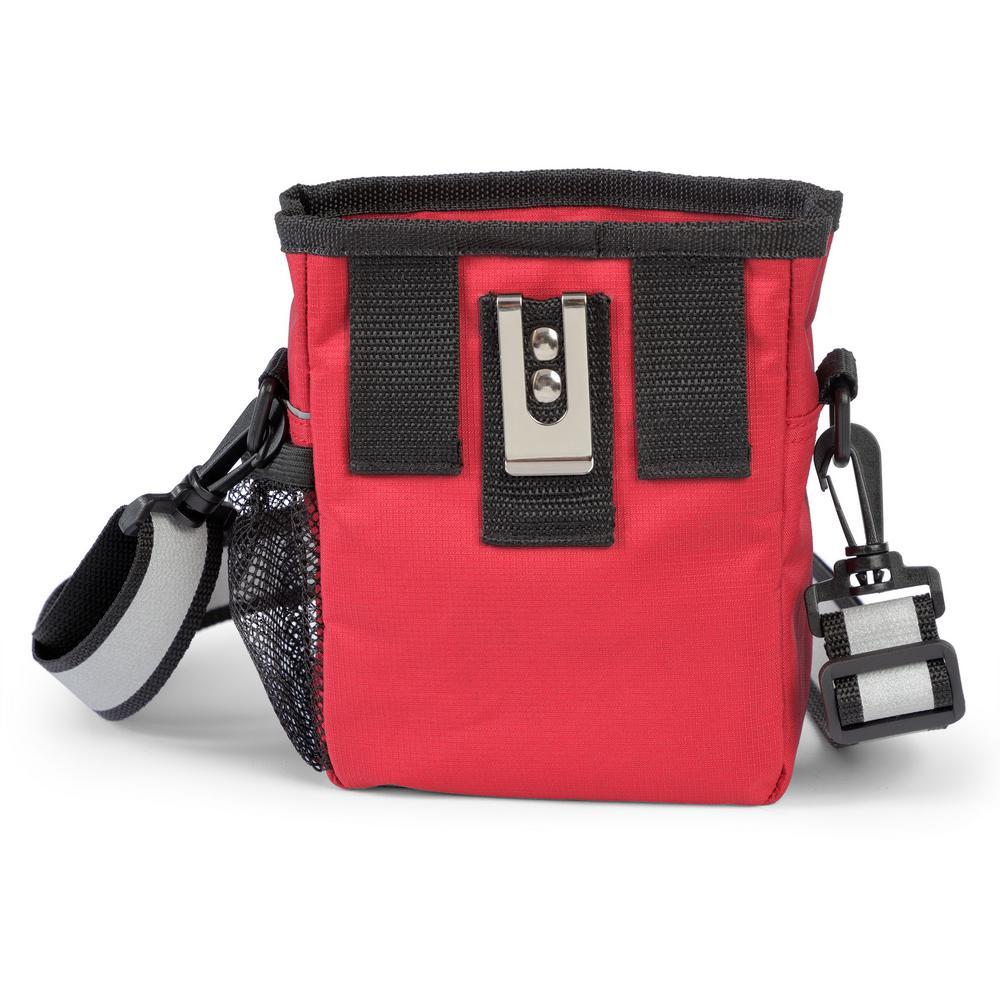 Day/Night Walking Bag in Red (6-Piece)