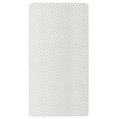 Breathable 5 in. Foam Crib and Toddler Bed Standard Mattress