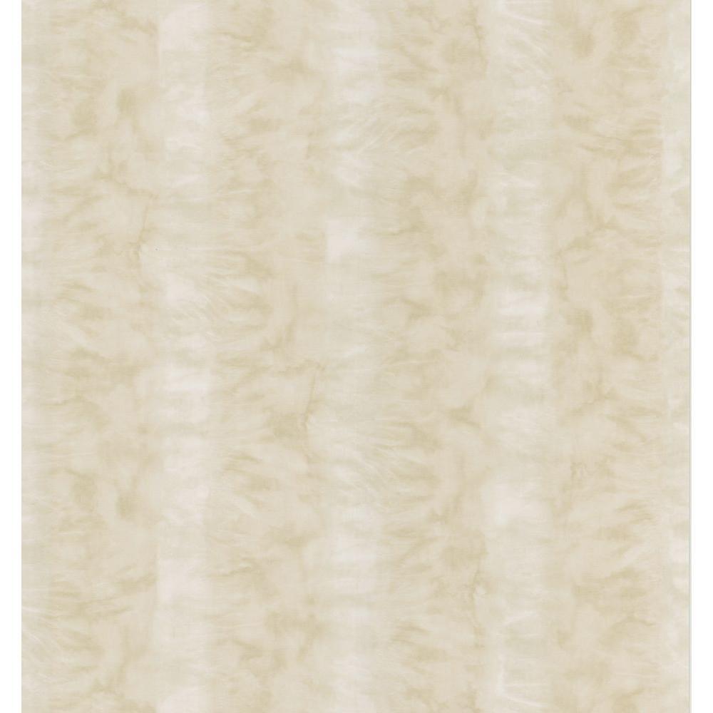 Kitchen and Bath Resource II Neutral Wash Stripe Wallpaper Sample