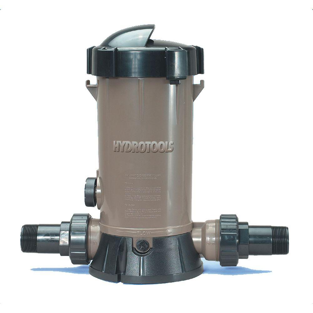 Swimline In Line Chlorine Feeder for Above Ground Pools