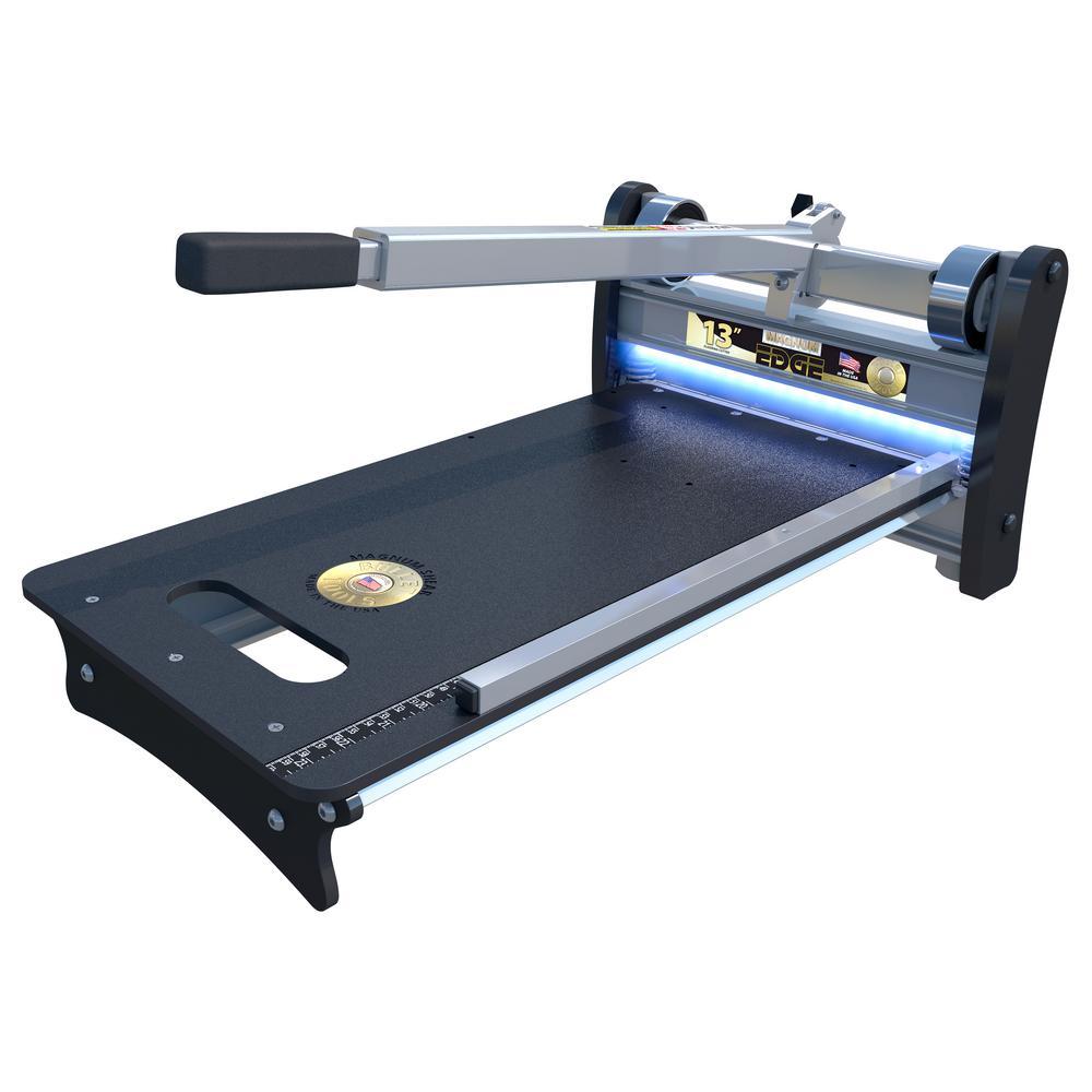 Bullet Tools 13 in. Magnum Edge Flooring Cutter for Laminate Flooring, Engineered and Solid Wood, Parquet, Luxury Vinyl Tile