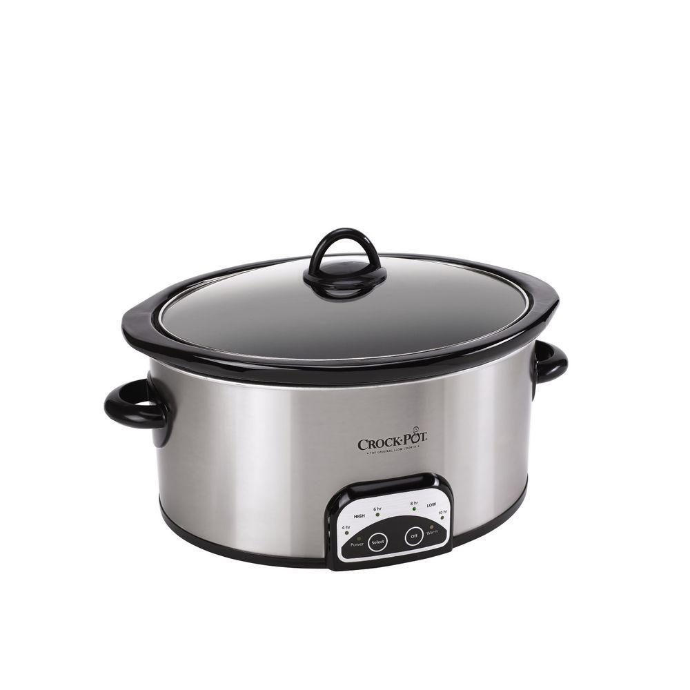 Smart-Pot 6 Qt. Programmable Slow Cooker