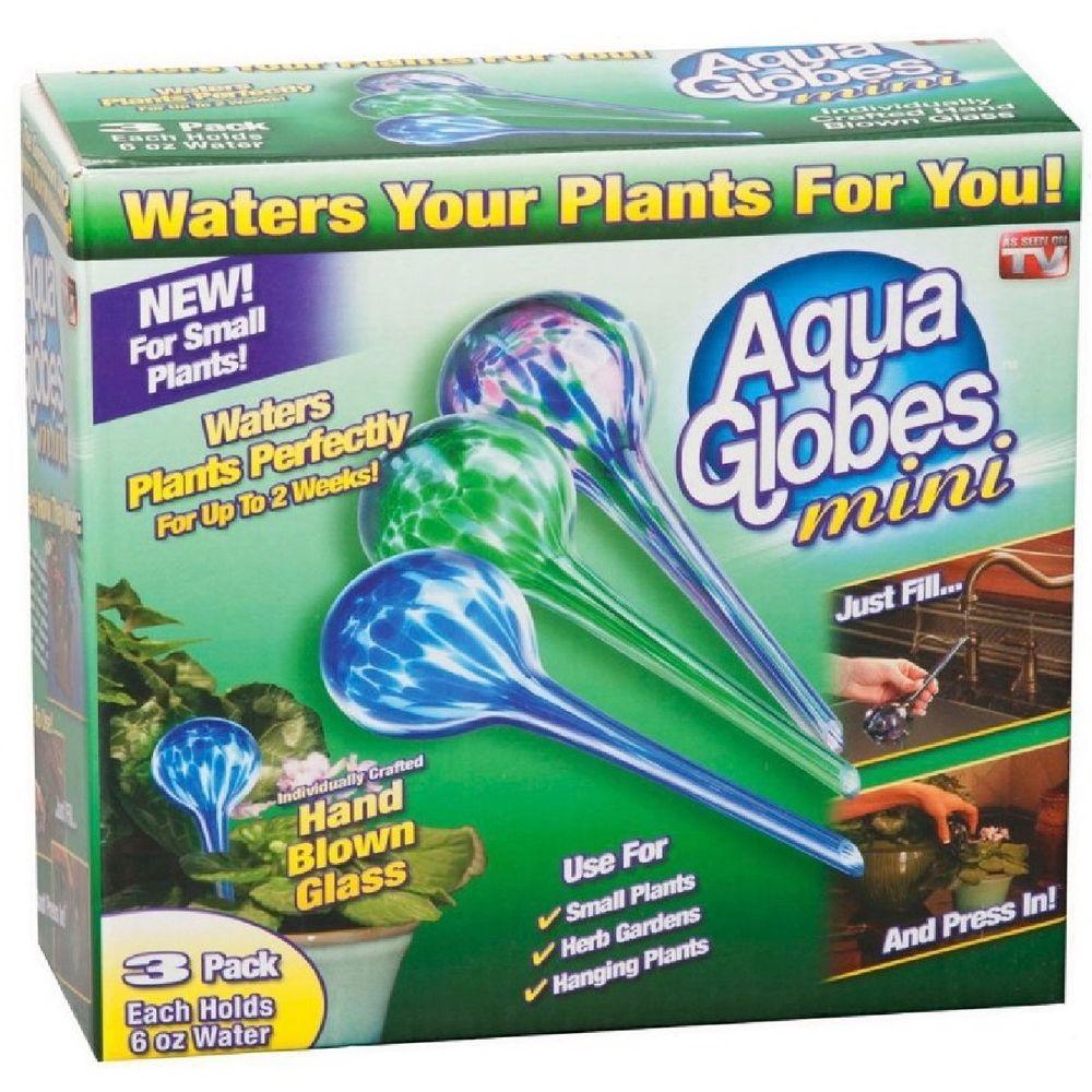 Aqua Globes Mini Water Globe