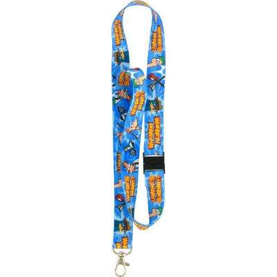 Disney Phones and Ferb Lanyard (6-Pack)