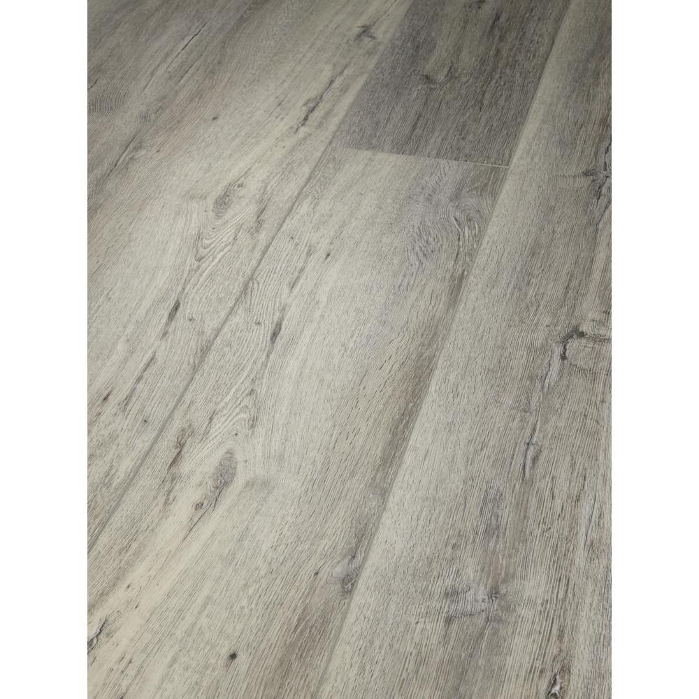 Shaw Melrose Oak Click 9 in. x 59 in. Sidewalk Resilient Vinyl Plank Flooring (21.79 sq. ft. / case)