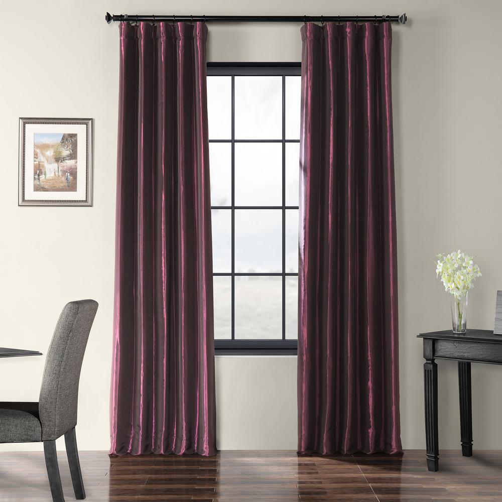exclusive fabrics furnishings royal port purple faux. Black Bedroom Furniture Sets. Home Design Ideas