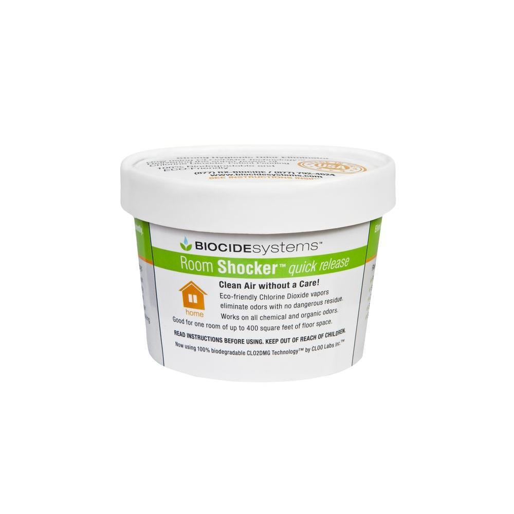 Room Shocker 11g Chlorine Dioxide Odor Eliminator