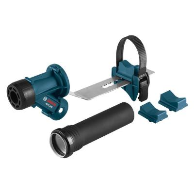 SDS-Max and Spline Chiseling Dust Collection Attachment for Concrete/Masonry Rotary Hammers