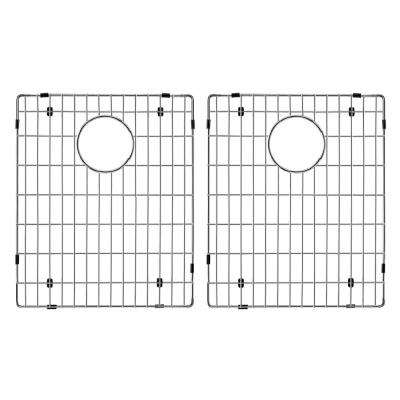 12.41 in. D x 14.92 in. W Sink Grid for RTDE3322, RUDE3118 in Stainless Steel