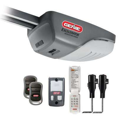 Excelerator 1 HPc Direct Screw Drive DC Garage Door Opener
