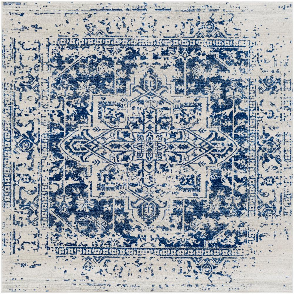 Artistic Weavers Demeter Dark Blue 6 ft. 7 in. Square Area Rug was $230.01 now $105.52 (54.0% off)