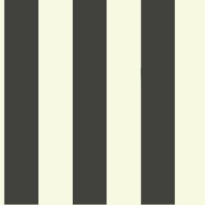 56 sq. ft. Magnolia Home Awning Stripe Removable Wallpaper