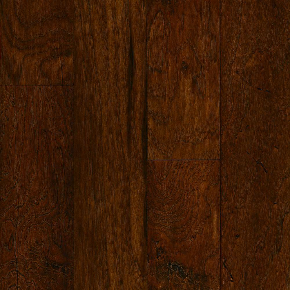 American Vintage Scraped Apple Cinnamon 3/8 in. x 5 in. x Varying Length Engineered Hardwood Flooring (25 sq. ft./case)