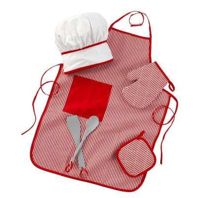 Red Tasty Treats Chef Accessory Playset