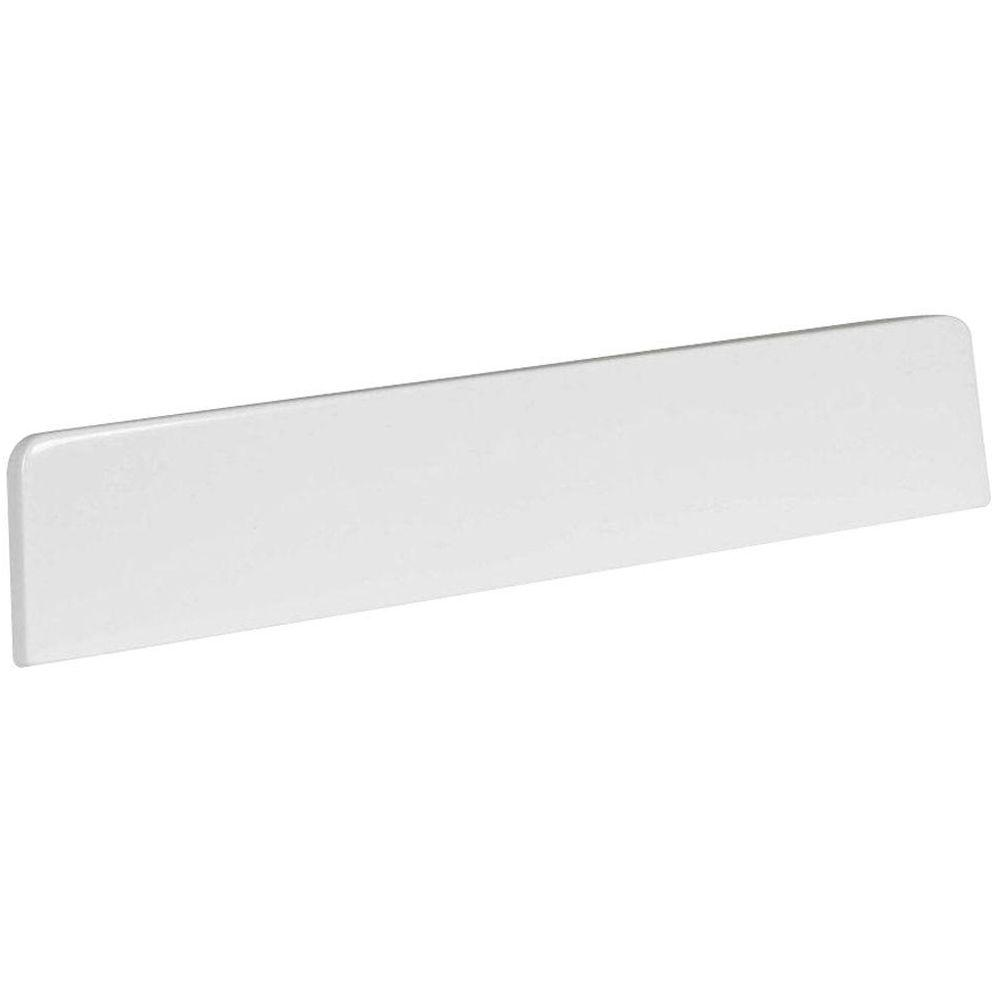Newport 21-1/4 in. AB Lite Engineered Side Splash in White