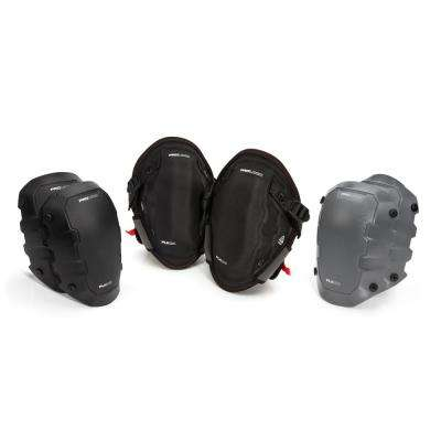 3-Piece Gel Knee Pad and Cap Attachment Combo Pack