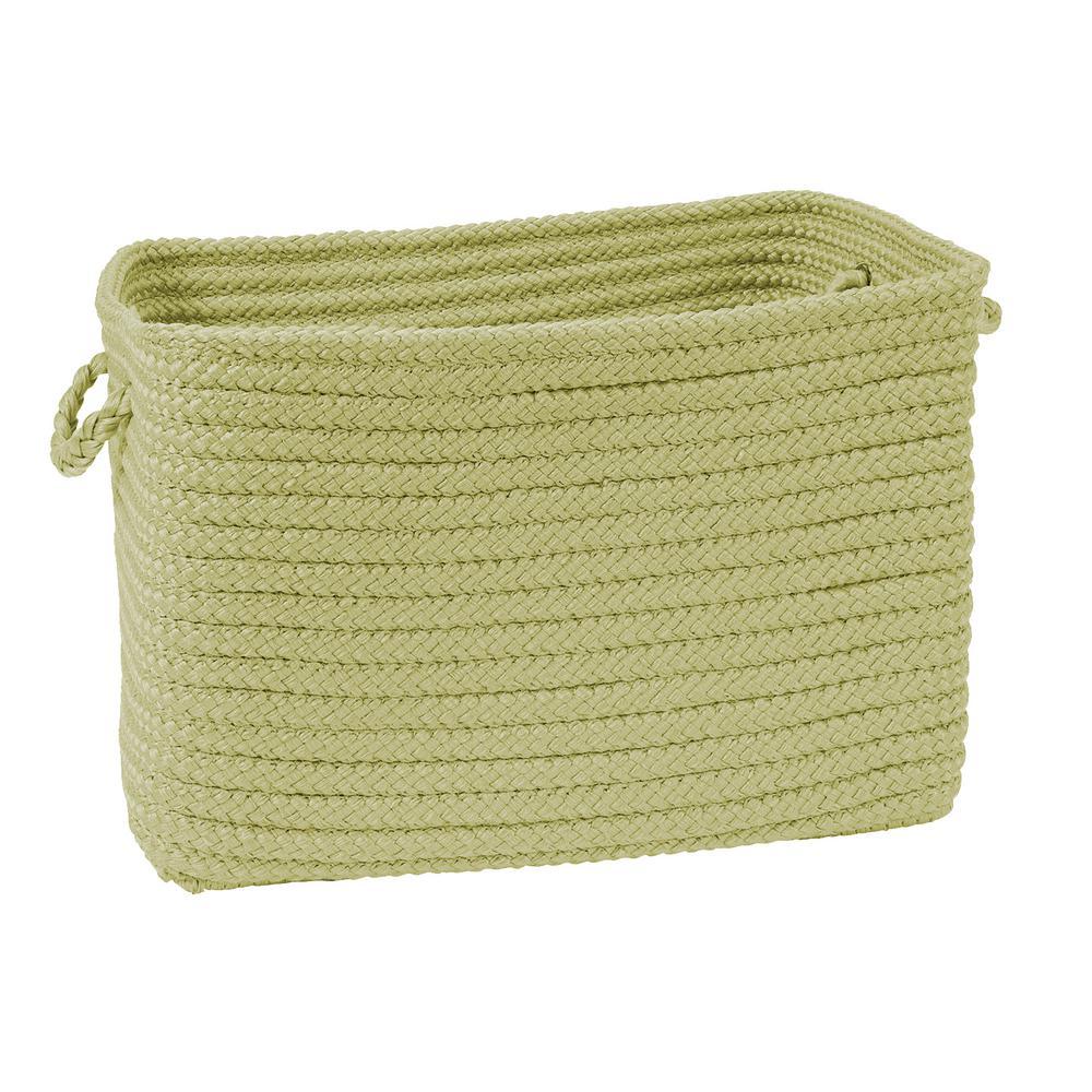 MSL Woven 18 in. x 12.5 in x 11.5 in. Rectangle Polypropylene Celery Basket