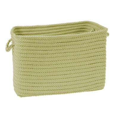 MSL Woven 18 in. x 12.5 in x 11.5 in. Rectangle Polypropylene Celery Basket