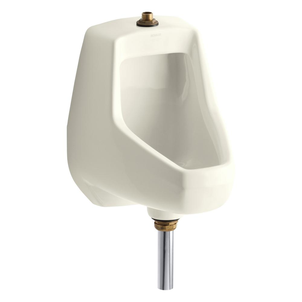 KOHLER Darfield 0.5 or 1.0 GPF Urinal in Biscut