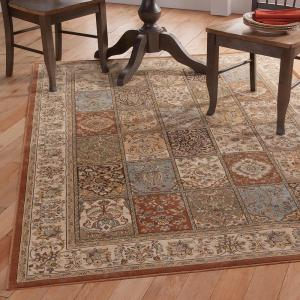 Sams International Sonoma Lenox Tan 7 ft. 10 inch x 11 ft. 2 inch Area Rug by Sams International