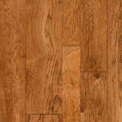 Take Home Sample - Multi-Width Hickory Plank Medium Vinyl Sheet - 6 in. x 9 in.