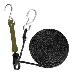 The Perfect Bungee 12 ft. Polyester Rope and 5 inch Polyurethane Bungee by The Perfect Bungee